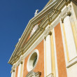 Stock Photo: Antibes cty, Church of Immaculate Conception, France