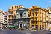 Italian city Naples — Stok fotoğraf
