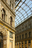 Italien ville naples, galleria umberto — Photo