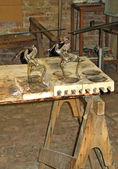 Murano glass Horse — Stock Photo