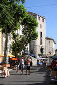 Antibes city, France — Stock Photo