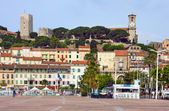 Azure coast of france, Cannes — Stock Photo