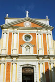 Antibes cty, Church of the Immaculate Conception, France — Stock Photo