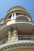 """Hotel , located on the famous """"La Croisette"""", Cannes — Stock Photo"""