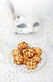 Tasty cookies — Stock Photo