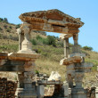 Antiquity greek city- Ephesus — Stock Photo #39844643