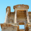 Antiquity greek city- Ephesus — Stok Fotoğraf #39844677