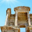 Antiquity greek city- Ephesus — Stok Fotoğraf #39844681