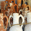 Stock Photo: Greek ancient ceramics.