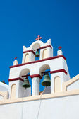 Church in Santorini island — Stock Photo