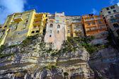 The south Italy, area Calabria, Tropea city — Stock Photo