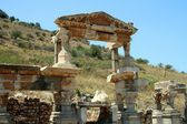 Antiquity greek city- Ephesus — Foto de Stock