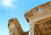 Antiquity greek city- Ephesus — Stockfoto