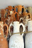 Greek ancient ceramics. — Stock Photo