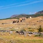 Ruins of Hierapolis — Stock Photo #39992579
