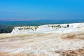 Pamukkale, Turkey — Stockfoto