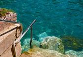 Pool of queen Cleopatra — Stockfoto