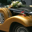 Wedding motor-car — Stock Photo #40446093
