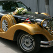Wedding motor-car — Stock Photo #40446095