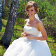 Young bride — Stock Photo #40446797