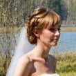 Young bride — Stock Photo #40446823