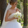 Young bride — Stock Photo #40446887