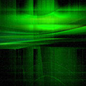 Abstract green background for design — 图库照片