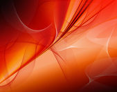 Abstract orange  background for design — Stock Photo