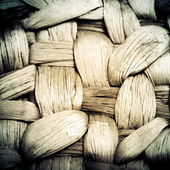 Basket texture background — Стоковое фото