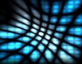 Blue abstract graphics background — Stock Photo