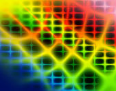Abstract graphics background fo design — Stock Photo