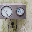 Gauge pressure. — Stock Photo
