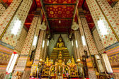 Buddha in the Chapel at Wat Arun — Stock Photo