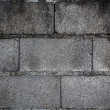 Stock Photo: Background of concrete solid brick wall