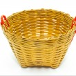 Stock Photo: Handmade Basket