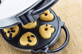 Doughnut Maker — Stock Photo