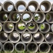 Drain pipes — Stock Photo #35951849