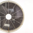 Air conditioner fan — Stock Photo