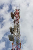 Mobile Phone Tower — Foto de Stock