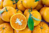 Orange fruit. — Stock Photo