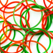 Rubber bands. — Stock Photo #41430943