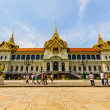 Grand Palace in Bangkok, Thailand. — Stock Photo