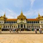 Grand Palace in Bangkok, Thailand. — Stock Photo