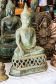 Boeddha beeld in thailand. — Stockfoto