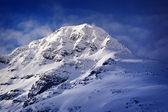 Montañas en el norte de noruega. — Foto de Stock