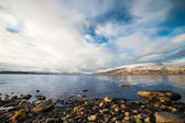 Coast of the Norwegian Sea — Stockfoto
