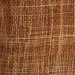 Braided background of natural material — 图库照片