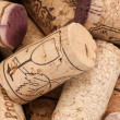 Wine corks — Foto Stock