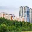 New apartment buildings — Stock Photo