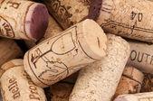 Wine corks — Stock Photo